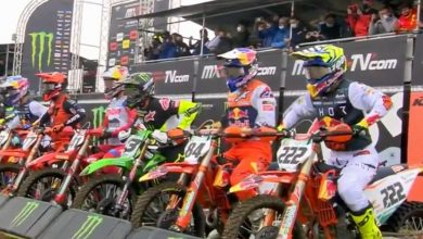 Photo of Tony Cairoli What an achievement!  dominates the race 1