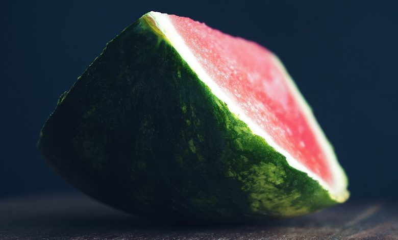 We always throw away that part of the watermelon but there are two totally unique recipes to enjoy