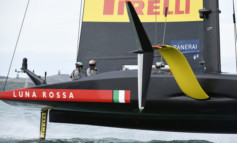 Where will the next America's Cup be held?  Isle of Wight and the Middle East at the pole.  But Ireland... - OA Sport