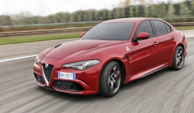 Do you drive Alfa Romeo?  You have a better chance of getting speeding tickets