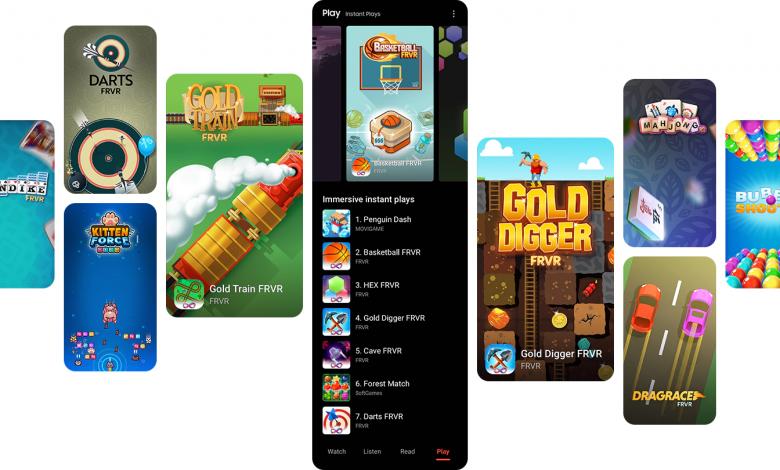 Samsung lancia TV Plus e Samsung O su smartphone e tablet