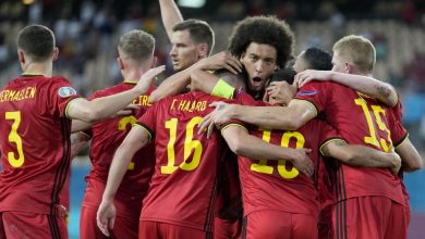 Photo of Belgium, divided on almost everything, united around the national team.  like Italy