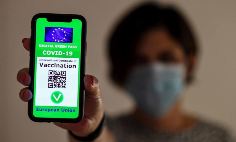 Vaccines and fake green permits, Gdf takes over Telegram channels