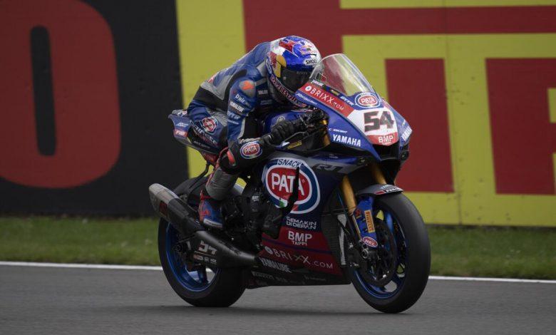 SBK 2021. UK Grand Prix: Johnny Rhea crashes.  Toprak Razgatlioglu wins and leads the championship - Superbike