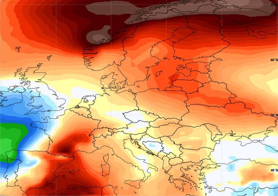 first heat wave موجة