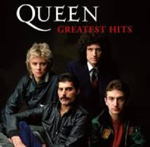 50 Years Queen, the legendary Greatest Hits is back
