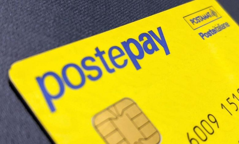 Postepay, a new phishing scam: Do not open this message