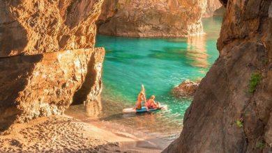 Photo of Arcomagno Beach, Calabrian Sea also enchants Australia