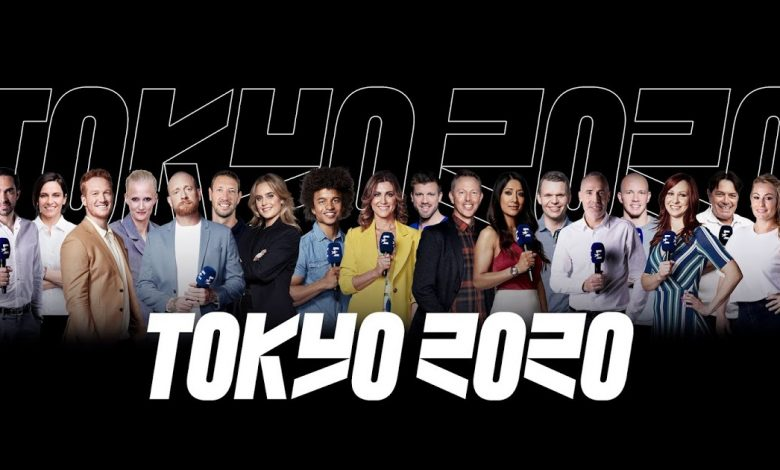 """Team Discovery"""", the European team that will tell exciting stories about Tokyo 2020"""