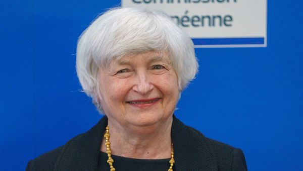 Yellen: The United States and the European Union must jointly confront threats from China and Russia