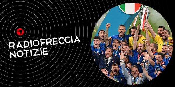 Euro 2020, Rock responds to the Azzurri win فوز