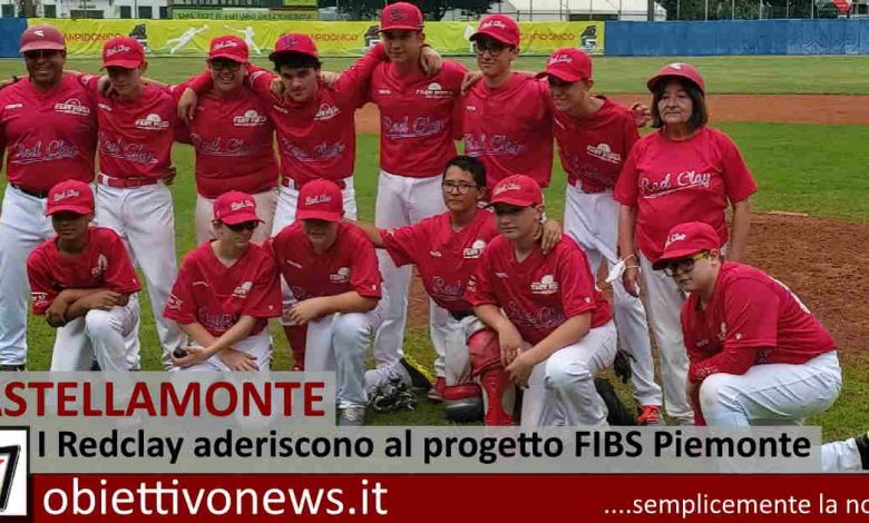 Castellamonte - The Redclays join the FIBS Piemonte project