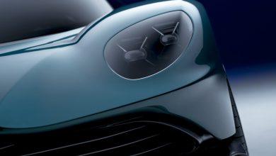 Photo of Aston Martin Valhalla, a supercar made in F1