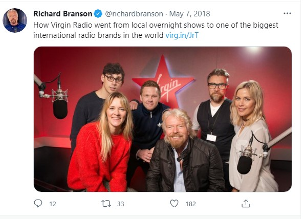 Virgin Radio.  The UK audience survey (again via the diary) provides interesting data on digital natives as well.  But this is not all good news.  rather