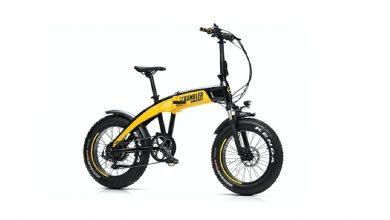 Photo of Ducati SCR-E, the foldable city e-bike (and more)