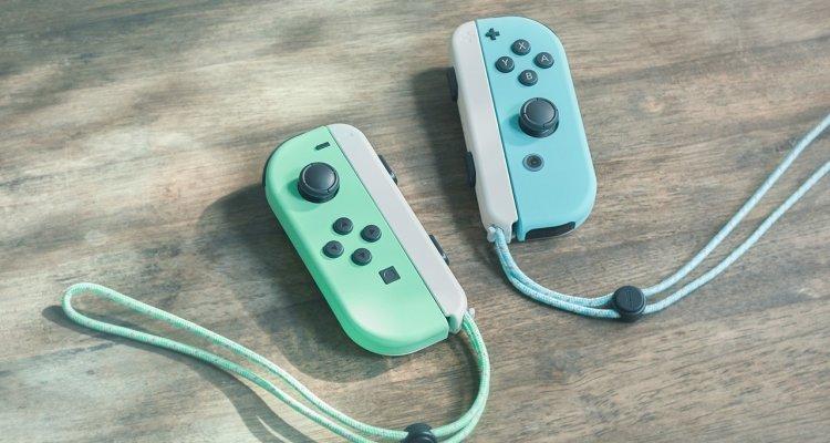 Joy-Con Drift may have been solved by Nintendo, in Zelda's new Joy-Con - Nerd4.life