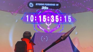 Photo of Fortnite, a mysterious countdown has appeared: what it is