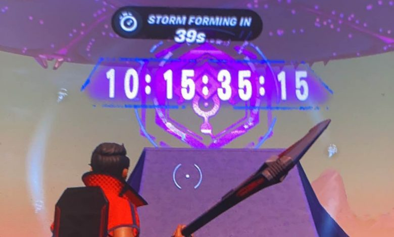 Fortnite, a mysterious countdown has appeared: what it is