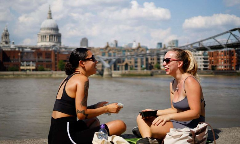 The UK risks summers over 40°C, even as the temperature rises to 1.5°C
