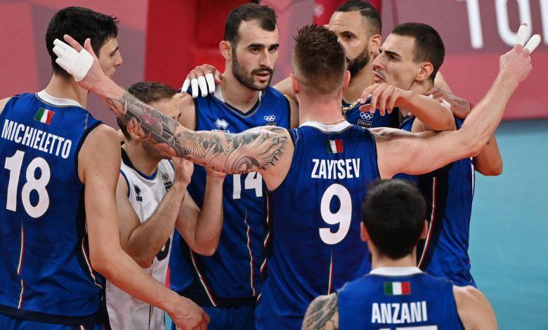 Italvolley maschile ai quarti, battuto l'Iran