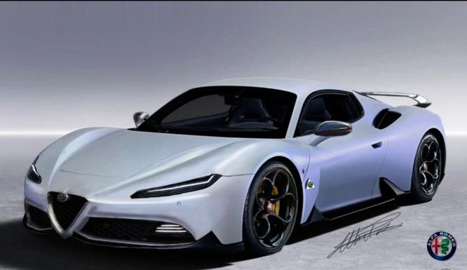 Alfa Romeo, nuova 4C in collaborazione con Maserati