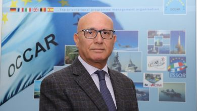 Photo of Aster missiles for Italy and the UK, OCCAR-EA Director Matteo Bisiglia signs the contract