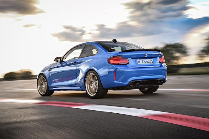 BMW M2, surplus di potenza da record