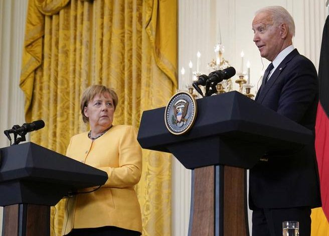 Biden opens up about traveling from Europe to the US: 'I'll answer you soon' - Corriere.it