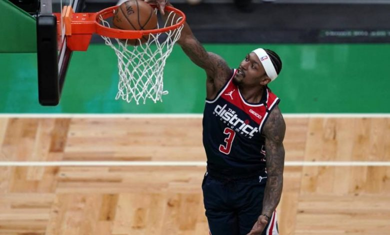 Bradley Beal of the Tokyo Olympics, the United States is looking for a replacement - OA Sport