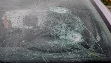 Photo of Cars destroyed by hail: This policy saves you from beatings