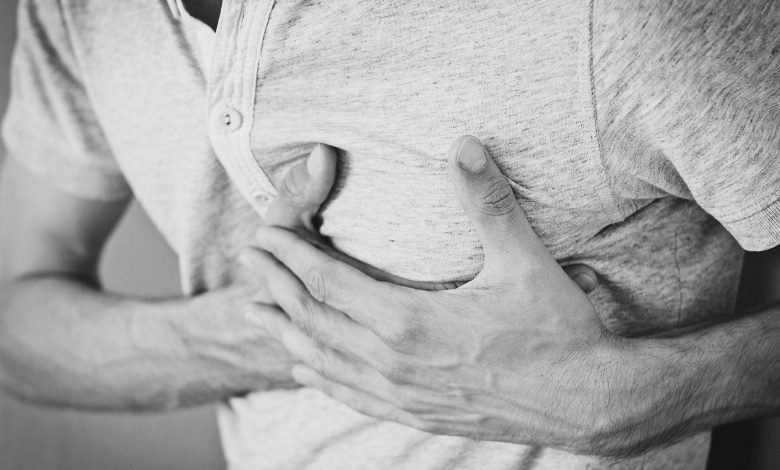Chest pain and madness of the heart is a worse mistake, a habit that many are ignorant of