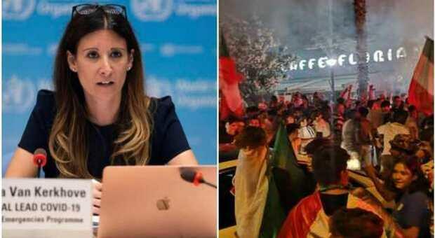 Delta variant, attacks WHO official: 'devastating infection on live TV'