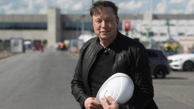 Photo of Elon Musk lives in a $50,000 prefab house