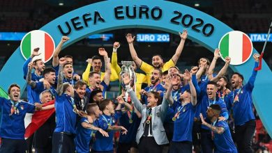Photo of Europeans, the champion of Italy!  England were beaten on penalties