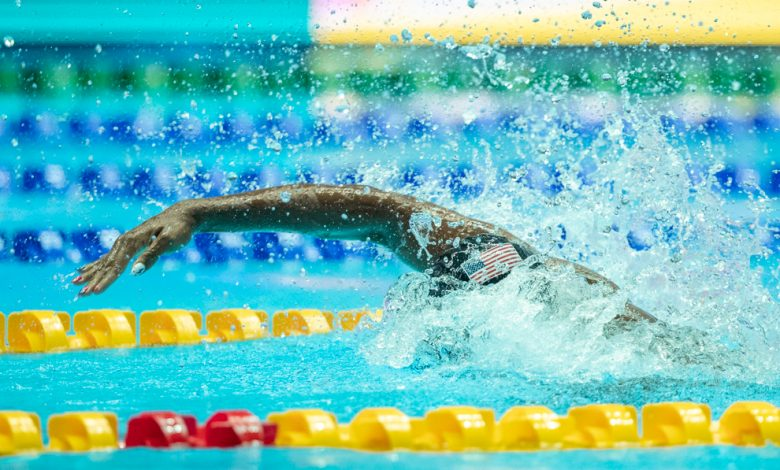 FINA rejects request for approval of headphones for people of African descent