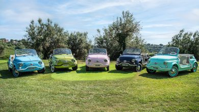 Photo of Fiat 500 Jolly Icon-e, Hertz orders new electric 'beach chairs' from Garage Italia