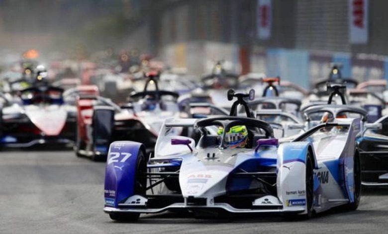 Formula E - Provisional calendar for 2022 unveiled