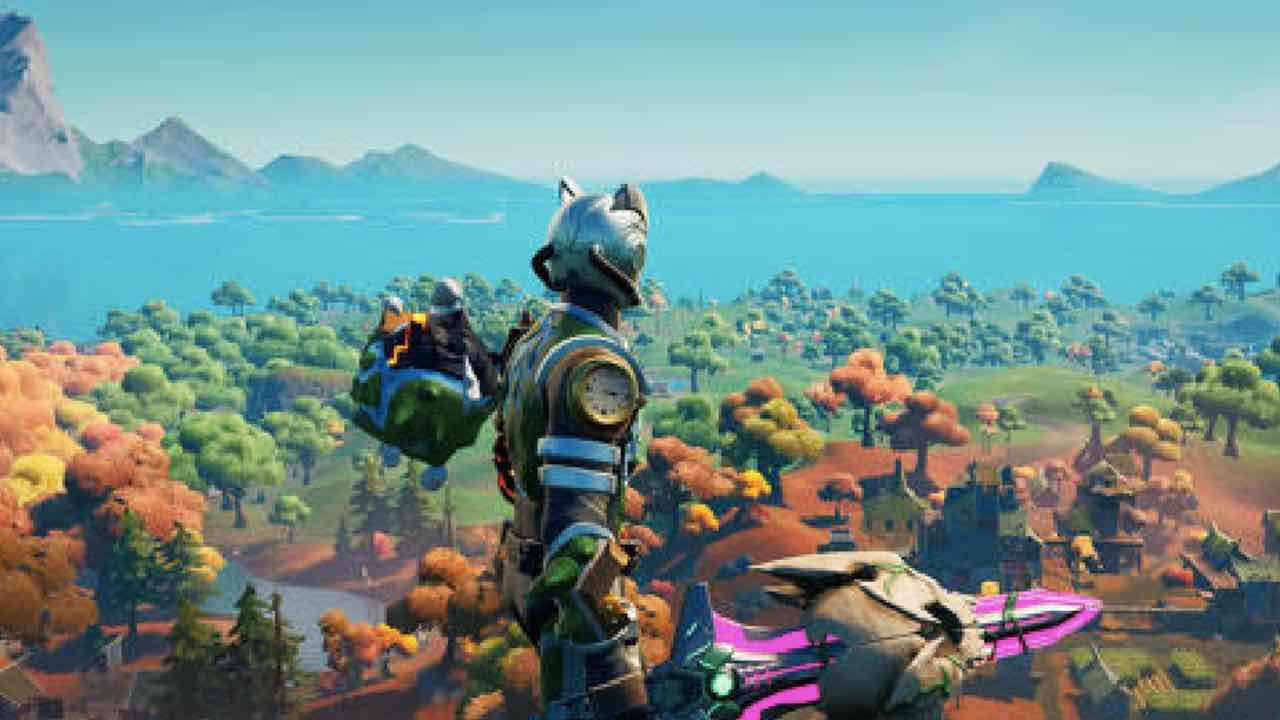 Photo of Fortnite releases a great update: All new features introduced