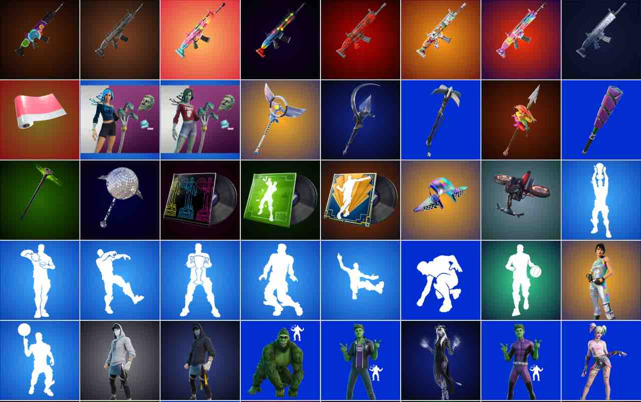 Photo of Fortnite, the skins that could arrive this season: There are so many!