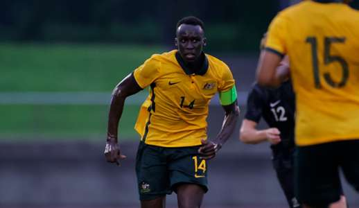 From refugee to Australia's leader in games, Deng: 'A privilege'