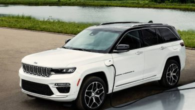 Photo of Here is the new Jeep Grand Cherokee