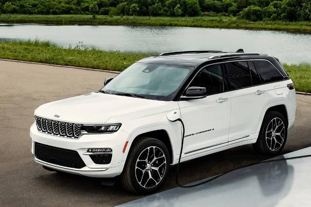 Ecco la nuova Jeep Grand Cherokee