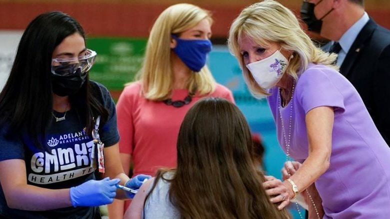 Infection among vaccinators, what the first studies say: Hospitalization and collapse of victims