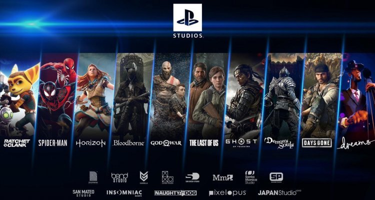 Japan Studio has been replaced by Team Asobi on the official website - Nerd4.life