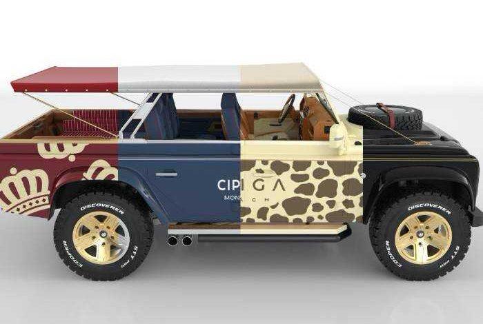 Modena, Ares fornisce veicoli personalizzati ai locali Billionaire