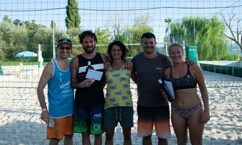 """Mystyny 2021"", beach volleyball show in San Feliciano di Magoni"