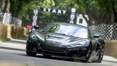 Photo of Rimac Nevera: Acceleration record of 100 km/h for an electric car