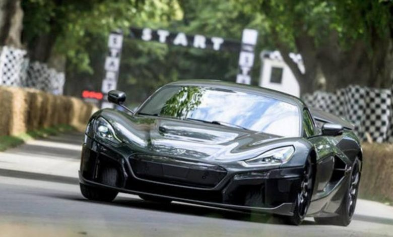 Rimac Nevera: Acceleration record of 100 km/h for an electric car