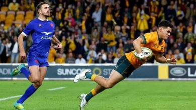 Photo of Rugby: Australia beat France, Argentina beat Cardiff