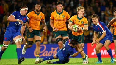 Photo of Rugby Test Match: Mad France win, Australia 23-21